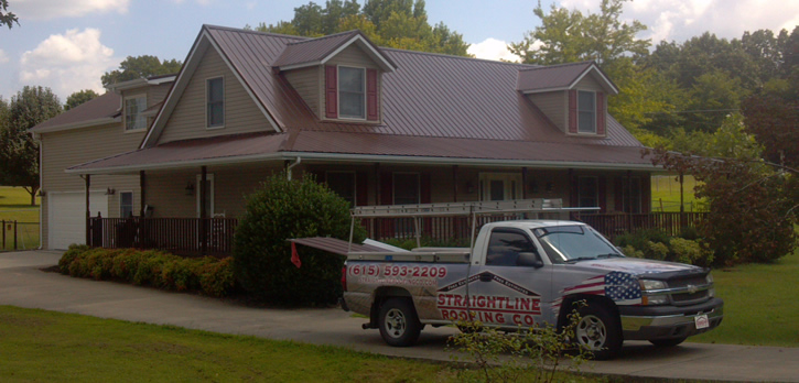 General Nashville roof repair